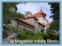 Most - Burg Hněvín