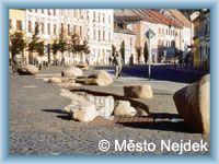 Nejdek - Stadtplatz