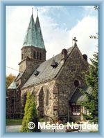 Nejdek - Kirche