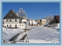 Pernink im Winter