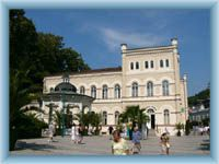 Karlsbad - Badehaus