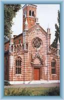 Die Kirche Panny Marie in Dubí
