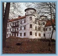 Der Schloss in Jindřichovice