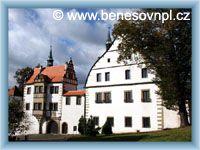 Benešov nad Ploučnicí - Schloss