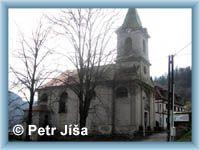 Kirche Nesvětější Trojice