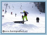 Ski Areal Horní Podluží