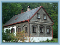 Šluknov - Weberhaus