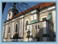 St. Wenzel Kirche