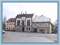 Radhaus in Chřibská