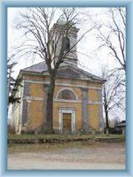 Kirche in Kunratice