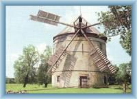 Mühle Světlík nicht weit von Horní Podluží (heute ohne Radschäufeln)