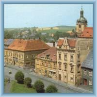 Zentrum der Gemeinde Šluknov