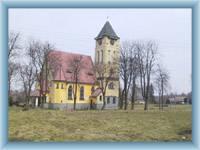Kirche in Rybniště