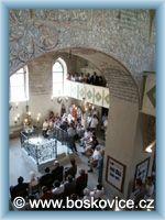 Boskovice - Synagoge