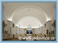 Jedovnice - Kirche