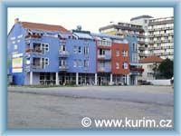 Kuřim - Stadtplatz
