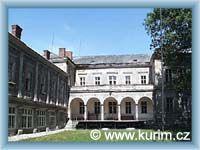 Kuřim - Schloss