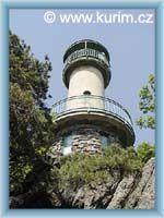 Babí Lom - Aussichtsturm