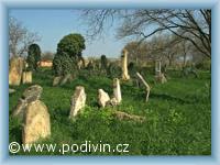 Der jüdische Friedhof