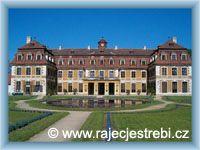 Rájec-Jestřebí - Schloss