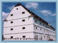 Velké Pavlovice - Kornkammer