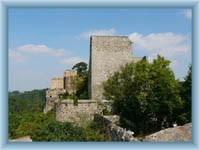 Burgruine Cornštejn
