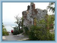 Burg Dívčí hrádek