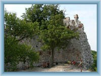 Burgruine Dívčí hrad