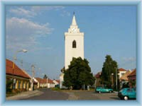Dolní Věstonice - Gemeindezentrum