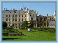 Schloss in Lednice