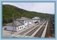Adamov - Bahnhof