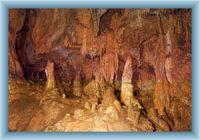 Höhle Balcarka - Tropfsteine
