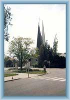 Břeclav - Kirche