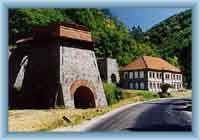 Tal Josefovské údolí - Hüttenwerk Františka
