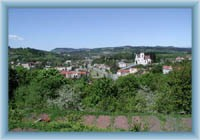Letovice - Gesamtansicht