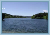 Letovice - Stausee