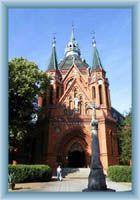 Poštorná - Kirche