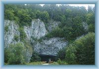 Höhlen Sloupsko-šosůvské jeskyně - Eintritt