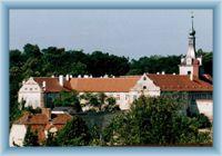 Uherčice - Schloss
