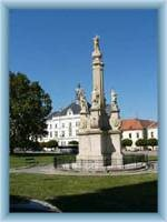 Valtice - Stadtplatz