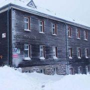 Hütte Abertamská chata