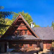 Hütte Balada Bedřichov