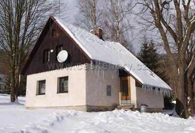Hütte u Špičáku
