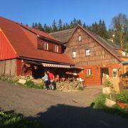 Hütte Borůvka