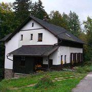 Hütte im Isergebirge