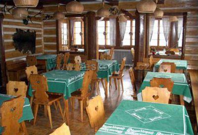 Hütte Čapkova chata