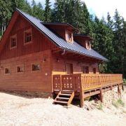 Hütte Na Leskové