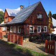 Hütte Podlesí