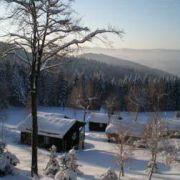 Berghütte Moravia Soláň