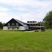 Hütte am Souš